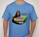 Picture of Custom Sasquatch T-Shirt